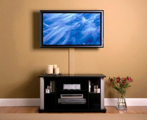 Высота установки телевизора на стене. Полезные рекомендации специалистов относительно расположения телевизора