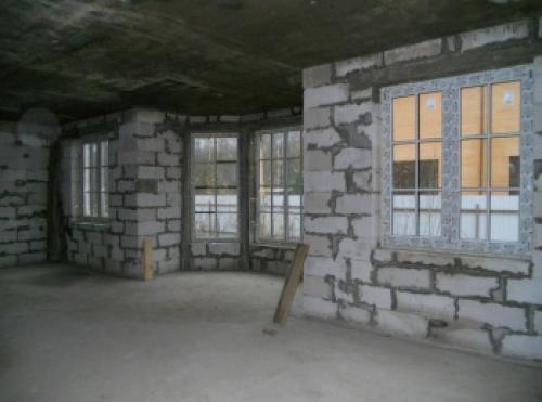 Из чего строить стены дома. Дом из камня