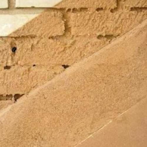 Глина песок штукатурка. Глиняная штукатурка