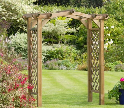 Арка для вьющихся растений своими руками. Садовая арка — советы и инструкции по постройке своими руками (120 фото-идей)