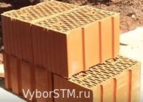 Современные материалы для строительства дома. Керамические блоки (поризованная керамика)