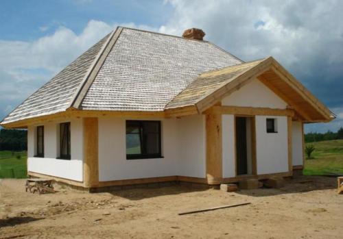 Из чего построить дом недорого и качественно. Способы экономии