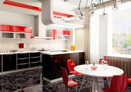 Сочетание коричневого цвета в интерьере кухни. Сочетание цветов в интерьере кухни –, какого цвета должна быть кухня