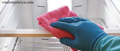 Как убрать запах из холодильника ноу фрост. Способы устранения запаха