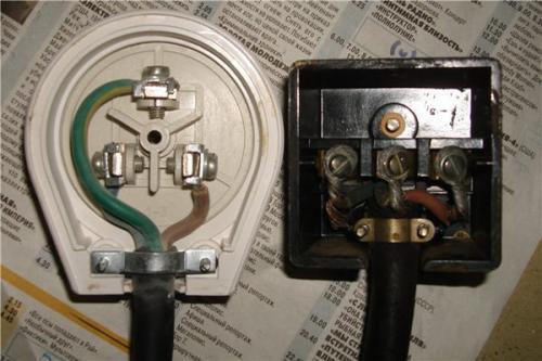 Как установить розетку для электроплиты. Подготовка щитовой