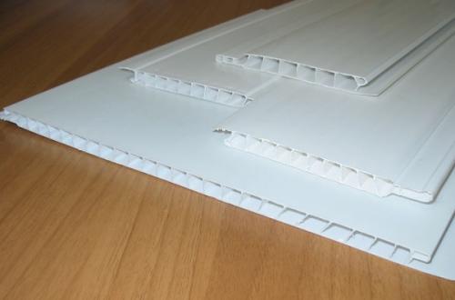 Монтаж панелей ПВХ на потолок своими руками. ПВХ-панели –, что это?