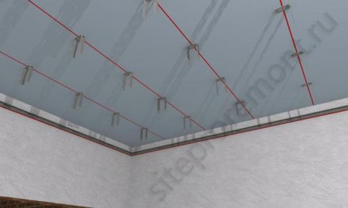 Какой гипсокартон для потолка лучше. Разметка потолка для монтажа гипсокартона