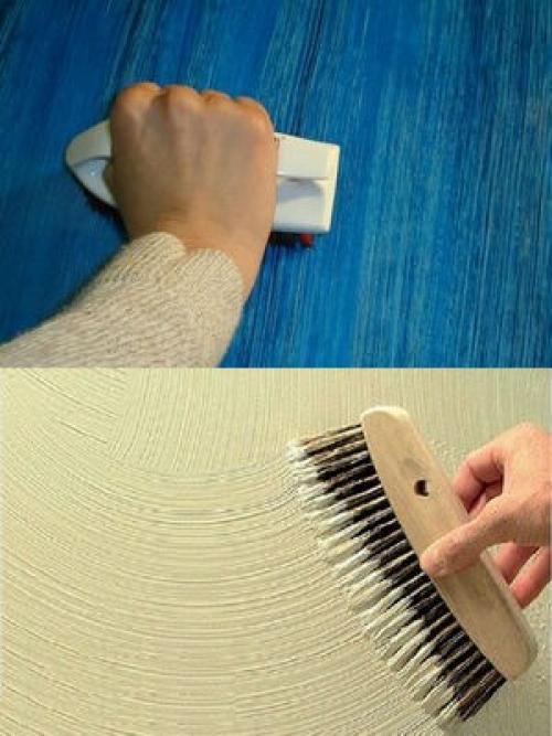 Как сделать красивые стены без обоев. Как выполнить декор стен без обоев, чтобы было красиво