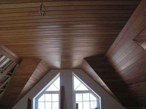 Ремонт потолка в старом доме. Визуальное увеличение