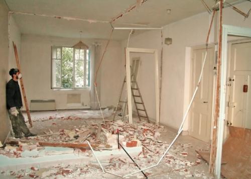 Ремонт стен своими руками. С чего начать ремонт стен в квартире своими руками?