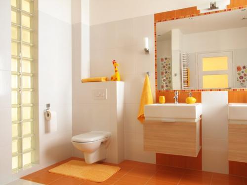 Бежевый и оранжевый в интерьере. Восприятие оранжевой гаммы в современных интерьерах