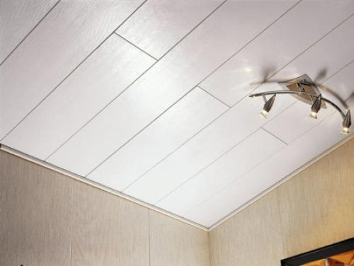Монтаж пластиковых панелей на потолок. ПВХ панели на потолок: преимущества материала, секреты выбора и монтажа