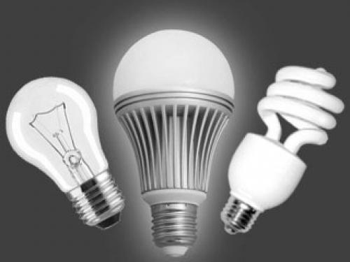 Энергосберегающие лампы 100 вт. Сравнение ламп накаливания, светодиодных и энергосберегающих