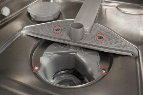 Посудомоечные машины bosch после мытья посуды остается вода. Простые причины отказа оборудования