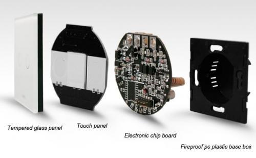 Как подключить выключатель сенсорный. Особенности конструкции и принцип работы