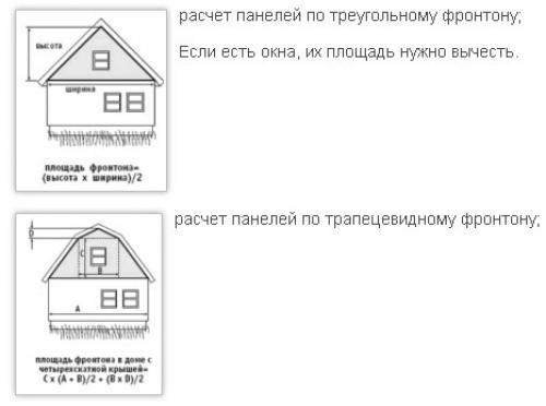 Крыши домов без фронтонов. Функции фронтона