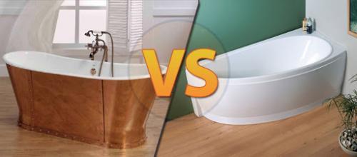 Срок службы ванны акриловой. Акриловая или чугунная ванна: большая надежность или максимальный комфорт?