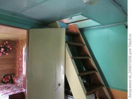 Как построить на даче второй этаж. Переобустройство комнаты на втором этаже в дачном доме