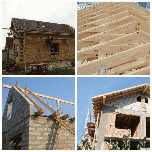 Как соединить две крыши с разными скатами. Двухскатная крыша с разными скатами: непростая и оригинальная