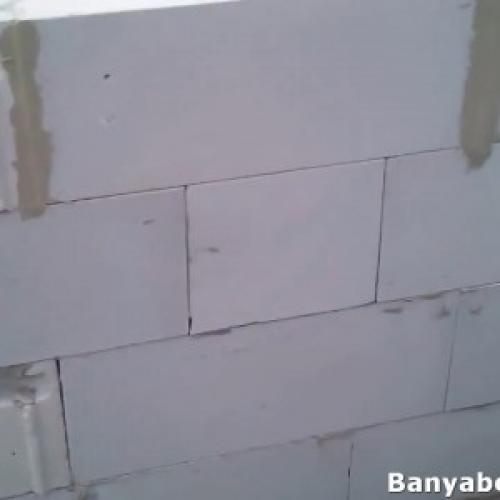 Внутренняя отделка бани из газоблока. Особенности конструкции из газоблоков