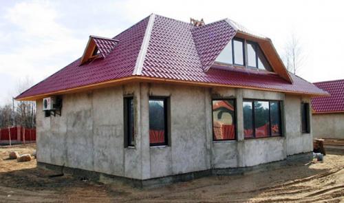Как построить дом недорого. Как построить по-настоящему теплый дом?