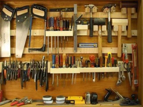 Полезный инструмент для гаража своими руками - альтаир и к.