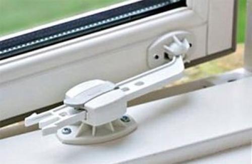 Защита на окна от детей.