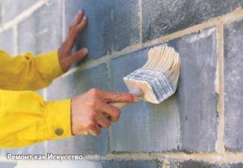 Грунтуем стены своими руками