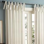 4 способа повесить шторы, о которых должна знать каждая хозяйка: завязки, петли, люверсы, кольца.