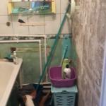 Маленькая 150 на 130 ванна своими руками.