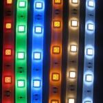 Как выбрать светодиодную ленту: их виды и особенности.