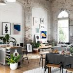 На сегодняшний день стиль лофт относится к элитному и чаще применяется в переделывании фабричных помещений под дорогое жилье.
