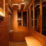 Отделка потолка на балконе: наиболее оптимальные варианты.
