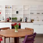 Открытые полки на кухне: 5 советов по декорированию.