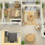 Планировка комнат частного загородного дома своими руками.