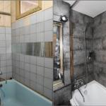 Ванная комната 150 на 150 ну ооочень маленькая.