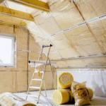 Как правильно утеплить потолок дома, выбор оптимального материала и способа.