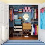 Наполнение шкафа - купе: как рационально использовать место.