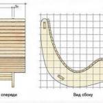 Кресло - качалка для балкона или дачи своими руками.