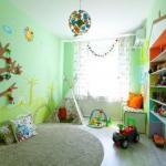 5 интересных идей для детской.