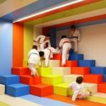 Детский центр при фитнес-клубе Kalorias.
