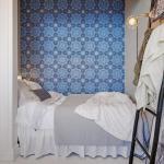 Как обустроить спальню в однокомнатной квартире: 6 идей.