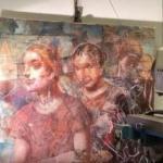 В русском музее нашли портрет Александра Пушкина работы художника Кузьмы Петрова - водкина, который считался уничтоженным.