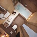 Планировка ванной комнаты 5 кв м.