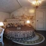Дизайн интерьера спальни.