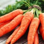 Раствор марганцовки для моркови.