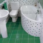 Идеи для маленькой ванной.
