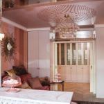 Преображение квартиры знаменитой актрисы Ольги машной.
