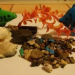 Декоративный аквариум своими руками.