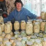 Бабушкины рецепты засолки груздей.